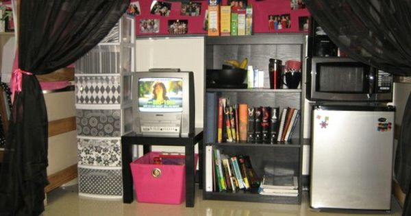 Dorm Rooms Decor Lots Of Space Saving Ideas Cheap