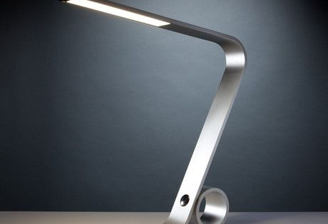 Editor table lamp furniture pinterest desks lamps and design - Business Yt006 Led Desk Lamp Silver Projects And