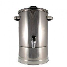 Stainless Steel Water Dispenser 20 L 5 Gal Non Plastic Water Dispenser Stainless Steel Dispenser Commercial Kitchen Equipment