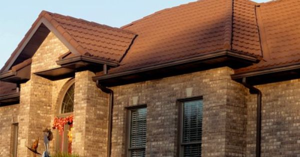 Metal Roofs Can Replace Tile Roofs With More Durability Less Weight Just As Much Eye Appeal Metal Roof Metal Roof Installation House Roof