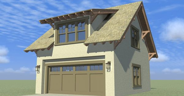 Eplans bungalow garage plan bungalow style craftsman for Eplans craftsman bungalow 11192