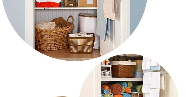 Closet organizing ideas ... Oh my!