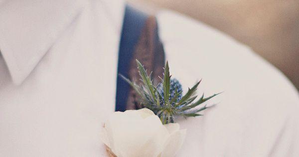 Hidden Forest Wedding by Petal Pixie (via Ruffled)