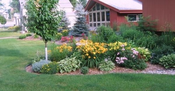 Perennial garden designs zone 5 my parents 39 perennial for Garden design plans zone 6