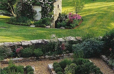 Workshop garden inspiration gardens english countryside and yards - Countryside dream gardens ...