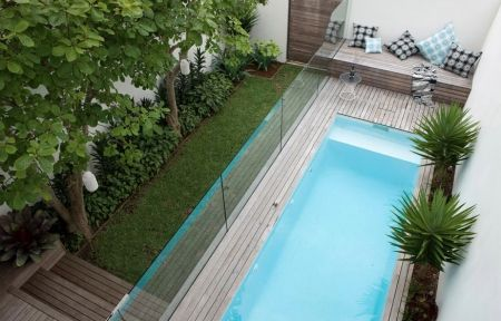 Une mini piscine pour ma terrasse mini piscine piscines et inspiration d co - Mini piscine terrasse ...