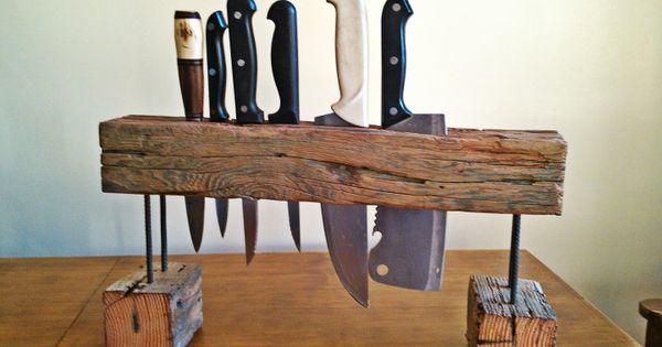 Encontr soporte para cuchillos desde 250 cocina - Como hacer soporte para cuchillos ...