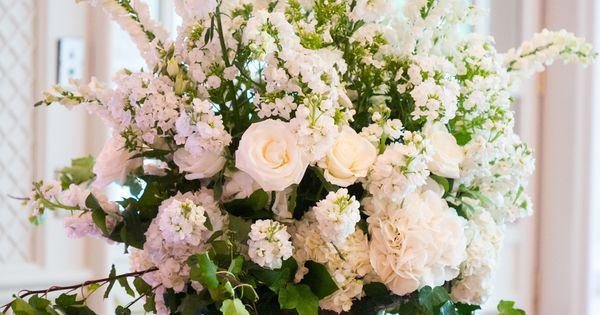 Boston Wedding At The Four Seasons Altar Flowers Receptions And