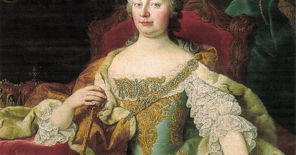 maria theresa the holy roman empress Attributed to french school, 18th century maria theresa, empress, queen of hungary and of bohemia, consort of franz i, holy roman emperor.