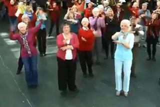 Blog Flash Mob Slow Dance Dance Moves