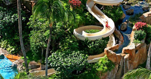 The Westin Maui Resort Spa in Lahaina, Maui, Hawaii. Gotta go!