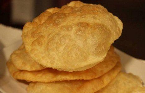 طريقة عمل خبز البوري الهندي الاصلي طريقة Cookout Food Recipes Cooking Recipes