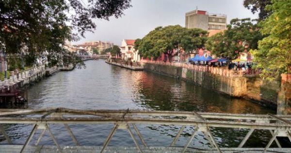 Riverside Riverside Malacca Canal
