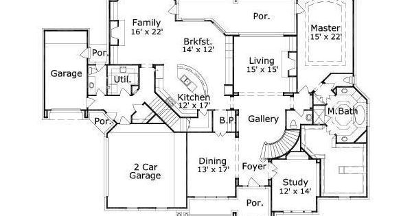 5000 square foot house plans 5000 square feet 4 bedrooms for 5000 sq ft home floor plans