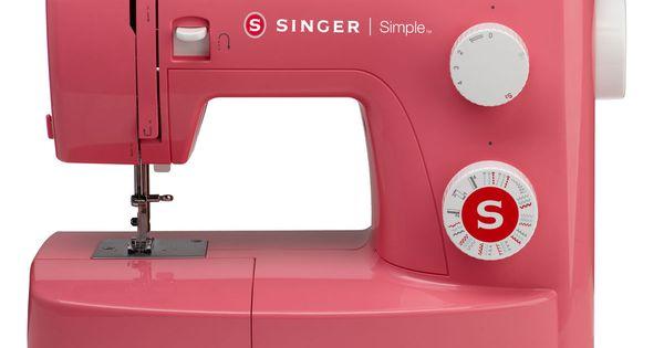 Singer r raspberry sewing machine singers joann