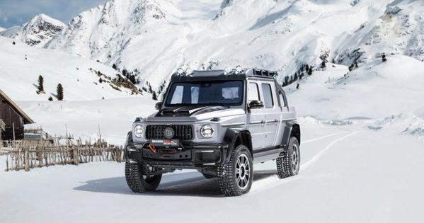 Top Gear On Twitter In 2020 G Wagen Mercedes Amg New Pickup Trucks