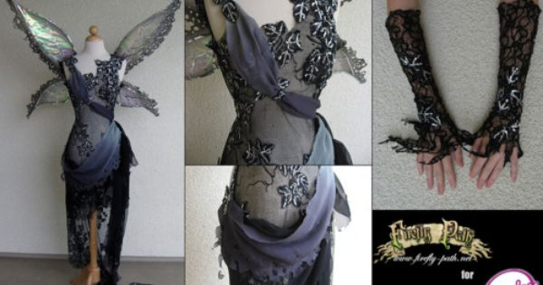 Adult Midnight Fairy Costume