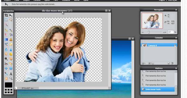 Editor De Fotos Online Como Mudar O Fundo De Uma Imagem