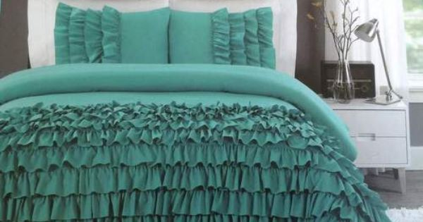 Twin Xl Turquoise And Dorm On Pinterest