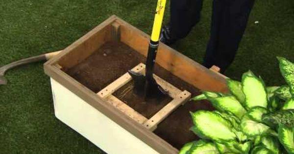 Spear Head Gardening Shovel Spade With Stacey Stauffer