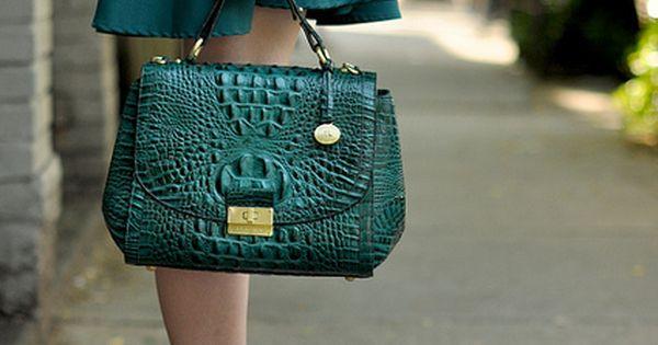 #Green purse
