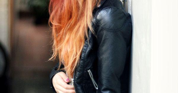 #hair orangehair redhair
