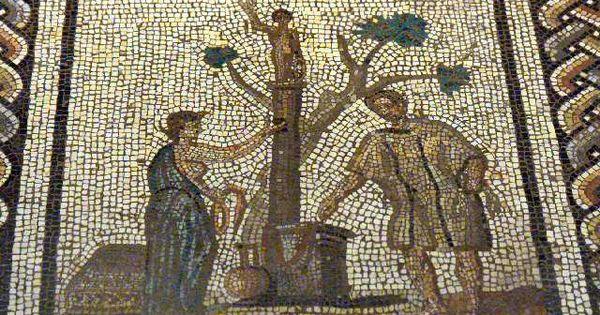 The Sacrifice to Taran... Dido And Aeneas Cave