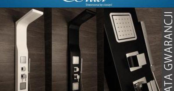 Ekskluzywny Panel Prysznicowy Natrysk Hydromasaz 5462787406 Oficjalne Archiwum Allegro Cozy House Paneling Power