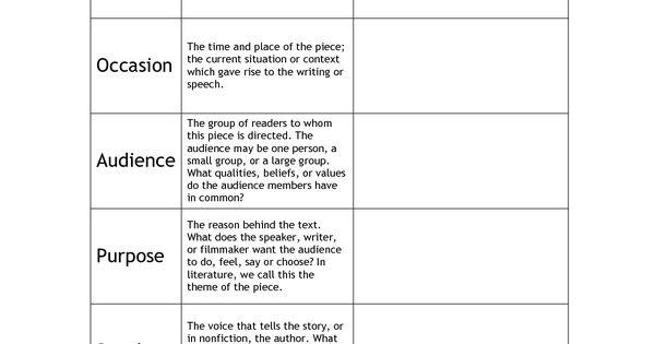order literature essay