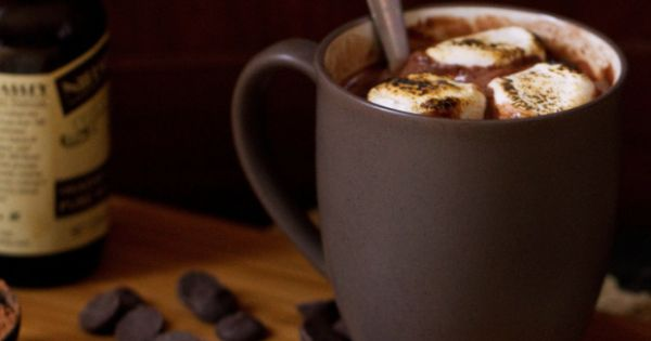 Rich & Creamy 5 Minute Hot Chocolate For One | you don't ...