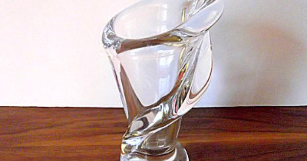 vintage art vannes france calla lily vase french art glass vintage art and french art. Black Bedroom Furniture Sets. Home Design Ideas