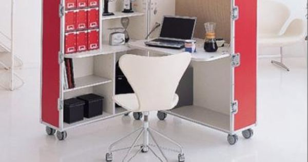 Amazing Office Workplaces To Die For Walyou Modern Home Office Furniture Portable House Modular Office Furniture