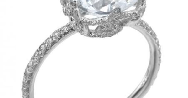 quot quot platinum setting for by erica