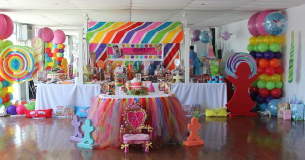 BEST website for Themed Parties ever!!!! - future birthday party idea