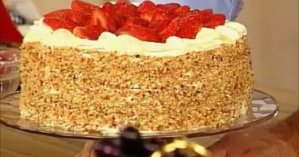 селезнев рецепт бисквитный торт