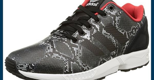 adidas Zx Flux B35310 Damen Sneaker, Schwarz Noir (Core