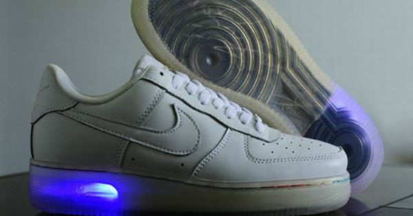 nike air force light up