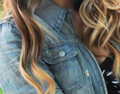 love her hair. hair beauty