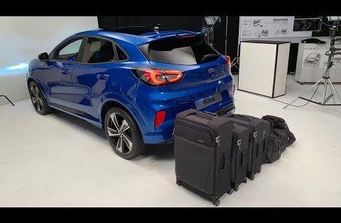 Ford Puma 2020 Novo Suv Pequeno Maior Espaco Do Porta Malas Em
