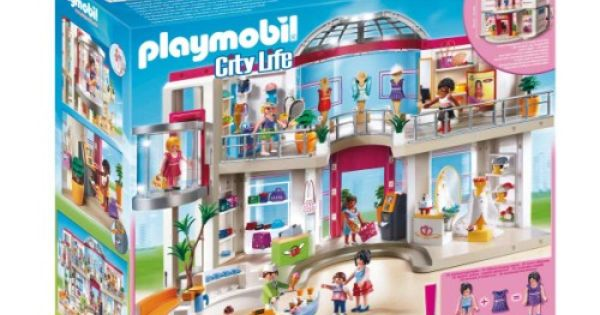 5485 grand magasin am nag playmobil oxybul pour enfant de 3 ans 10 ans pri - Grand magasin de jouet londres ...