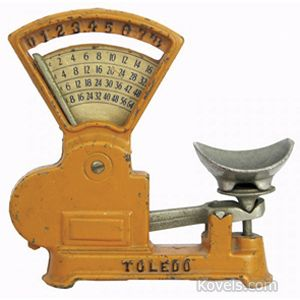 Antique Scales Antiques Collectibles Price Guide Kovels Com Vintage Scale Old Scales Antiques