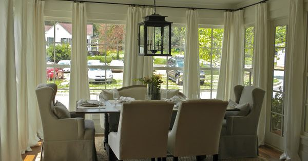 pinterest window treatments sunroom windows and southern living