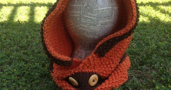 Crochet Fox Hoodie Free Pattern Free crochet and Racoon