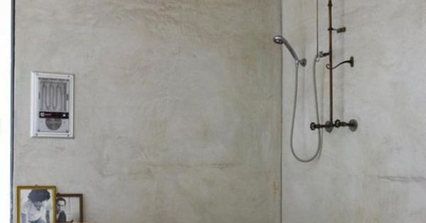 design shower salle de bain design douche italienne en b ton douche italienne tous les. Black Bedroom Furniture Sets. Home Design Ideas