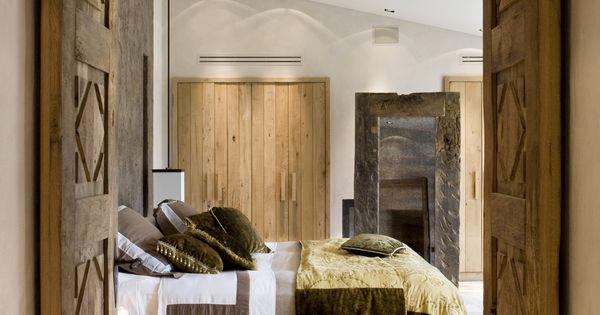 Habitaci n r stica habitaciones pinterest - Decoracion habitacion rustica ...