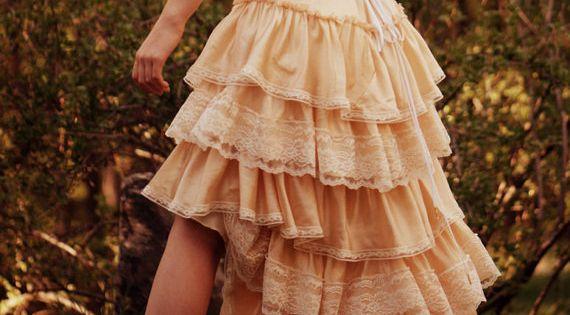 The Steampunk Bride: Bordering Tradition: Steampunk Wedding Dresses