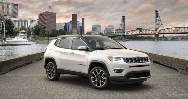 We Give You All The Details About The Improvements Made To The 2020 Jeep Compass Jeep Compass Limited Jeep Compass Jeep Compass Sport