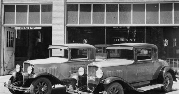 Early General Motors Detroit Vintage Manufacturers