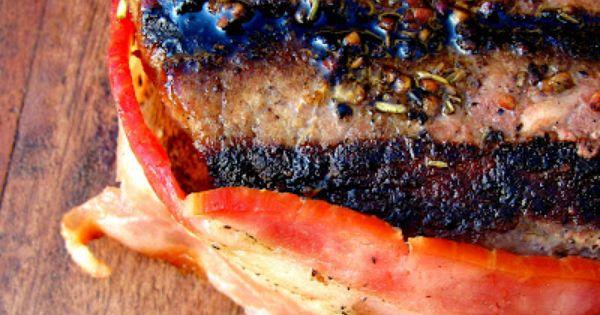 Grilled tenderloin, Tenderloin steak and Steaks on Pinterest