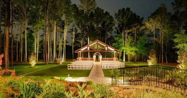 THE SPRINGS In The Woodlands--a Wedding Venue Located In